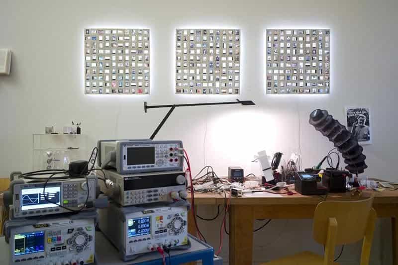 Elektronik-Werkstatt