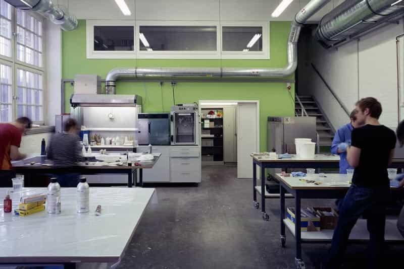 Kunststoff-Werkstatt