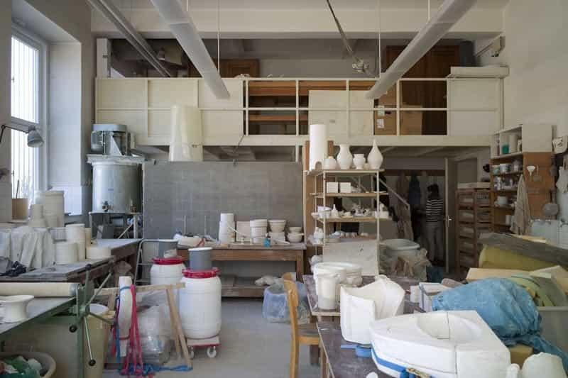 Keramik-Werkstatt