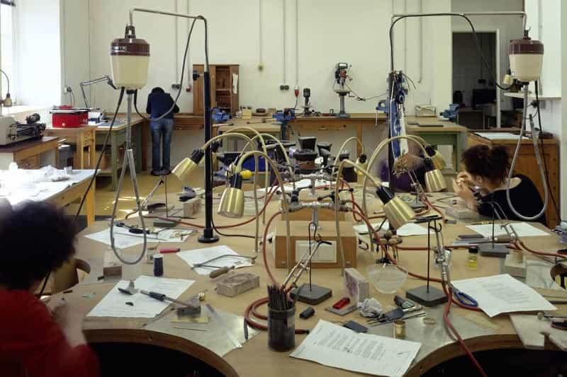 Feinmetall-Werkstatt